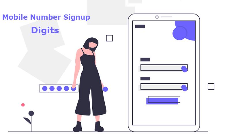 افزونه ثبت نام و ورود با موبایل Digits